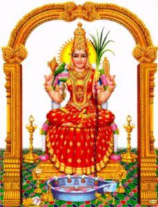 Sri Kamakshi Abhishekam: Friday @6PM @ SKCC